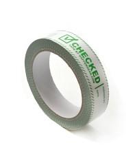 Gaffergear PVC Checked tape 25mm. x 66 mtr