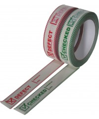 Gaffergear PVC Checked & Defect tape set