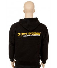 Dirty Rigger Hoodie achterkant