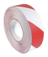 Antislip tape Rood / Wit