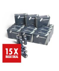 Duracell Procell AA, doosje 10 stuks x 15 - 15 jaar aanbieding