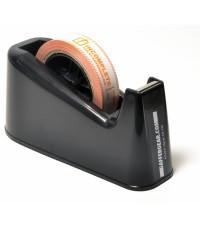 Incomplete tape dispenser