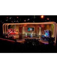 Harmony Gloss in televisie studio