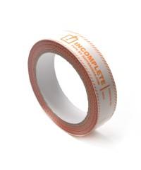 Gaffergear PVC Incomplete tape 25mm x 66m