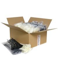 Kabelbinders 4.8 x 300 voordeel doos