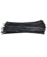 Kabelbinders 9,0 x 775mm zwart - zak 100 stuks