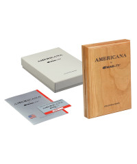 Maglite Mini AA Zaklamp limeted edition Amercana - hele paket