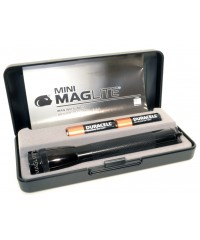 MagLite Mini AA giftbox zwart