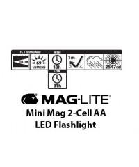 Maglite mini AA FL1 standaard