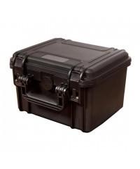 Gaffergear Case 023H zwart met plukschuim