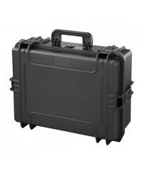 Gaffergear Case 050 zwart met plukschuim