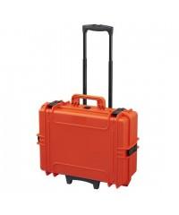 Gaffergear Case 050 oranje trolley uitvoering