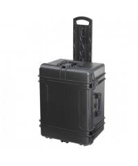 Gaffergear Case 062H zwart trolley uitvoering