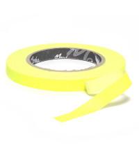MagTape Ultra Matt Neon gaffa tape 12mm x 25m geel