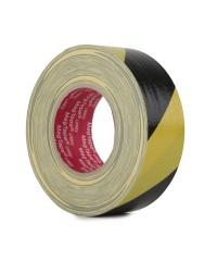 MagTape Utility gaffa tape 50mm x 50m geel / zwart