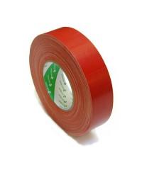 Vloermarkeringstape Rood 38mm x 50m rood - Schoon te verwijderen - Nichiban