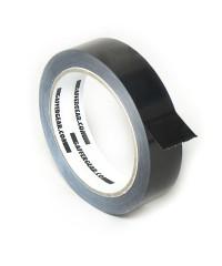 Gaffergear PVC Kabeltape 25mm x 66 m - Zwart
