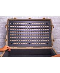Peli Case 1535 air MOLLE Panel zwart  - voorbeeld