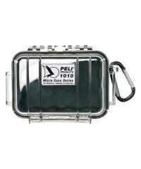Peli Case 1010 Micro Zwart/Transparant