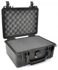 Peli Case 1150 open