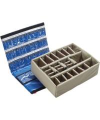 Peli EMS indeling voor Peli Case 1500