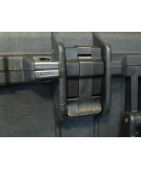 Peli 1440 Case Zwart slot