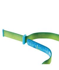 Petzl Tikkid Blauw band van de hooflamp