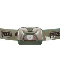 LED kop van de Petzl Tactikka Hoofdlamp - Camouflage
