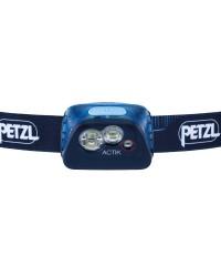 LED van de Petzl Actik hoofdlamp
