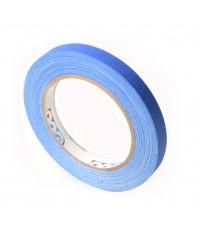 Pro-Gaff gaffa tape 12mm x 22,8m electric blauw