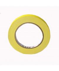 Pro-Gaff gaffa tape 12mm x 22,8m geel