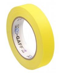 Pro-Gaff gaffa tape 24mm x 22,8m geel