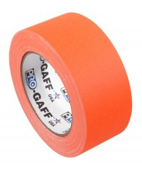 Pro-Gaff neon gaffa tape 48mm x 22,8m oranje