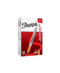 Sharpie permanent marker - fluoriserend Oranje - verpaking
