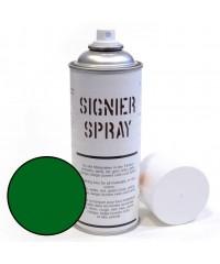 Spuitbus inkt groen RAL6001 400ml