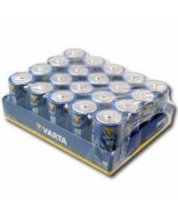 Varta Industrial DR20 D-Cell, 20 stuks