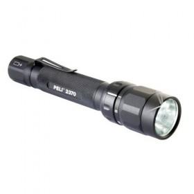 Peli 2370 LED Tactische Zaklamp Zwart