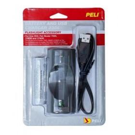 Peli 2386 USB Oplader en Batterij
