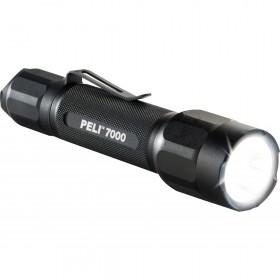 Peli 7000 LED Tactische Zaklamp Zwart