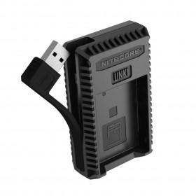 Nitecore UNK1 camera accu lader voor Nikon