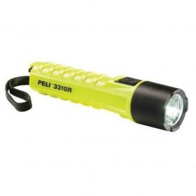 Peli 3310R LED Oplaadbare Zaklamp Geel
