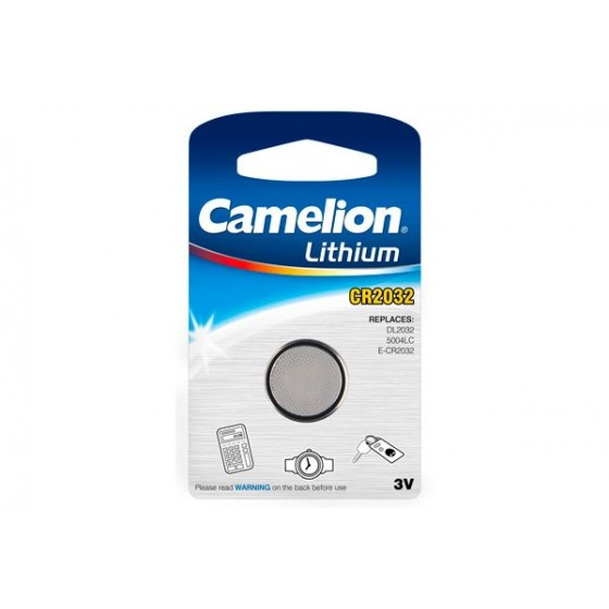 Camelion CR2032 3 Volt knoopcell / BP1