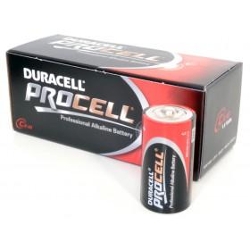 Duracell Procell C, doosje 10 stuks