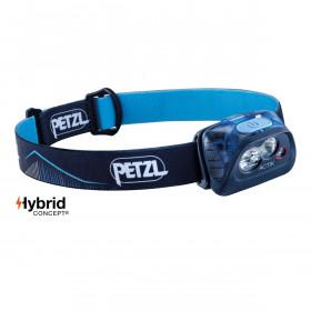 Petzl Actik Hoofdlamp - Blauw - 350 lumen