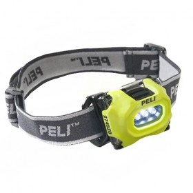 Peli Headsup Lite 2745Z0 LED Geel