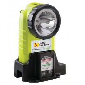 Peli 3765Z0 LED Zone 0 Geel