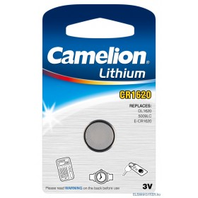 Camelion CR1620 3 Volt knoopcell / BP1