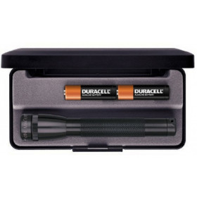 Maglite Mini AA LED Zaklamp in presentatie box zwart - doos
