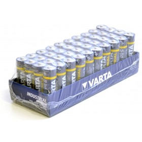 Varta Industrial LR06 AA, 4 stuks