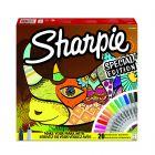 Sharpie Fine Point markeerstiften 20 stuks - neushoorn - voor